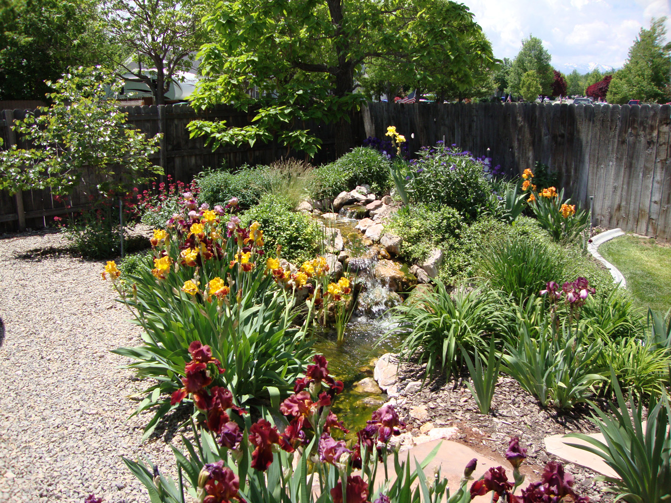 Do it yourself water features - We Also Supply The Material For The Do It Yourself Pond Builders A Touch Of Nature Provides Cleanings Maintenance And Service For Existing Ponds